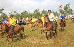 Độc đáo lễ hội đua ngựa ngày Tết vùng cao