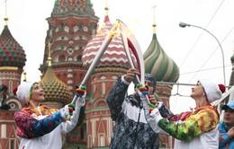TP Sochi náo nhiệt cùng Olympic 2014
