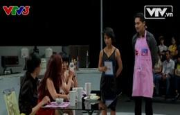 """Vào bếp là chuyện nhỏ: DV Minh Luân """"lép vế"""""""