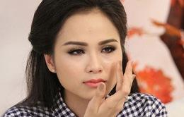 Diễm Hương bật khóc khi kể về gia đình