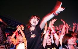 """""""Bão rock"""" thổi bay thời tiết giá lạnh ở thủ đô Hà Nội"""