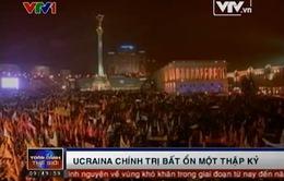 Nhìn lại một thập kỷ đầy biến động của chính trị Ukraine