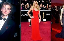 Khoảnh khắc đầu tiên của các sao trên thảm đỏ Oscar (P1)