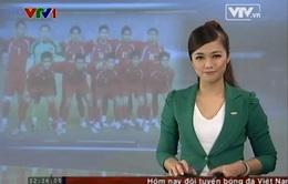 Bản tin Thể thao trưa 28/02/2014