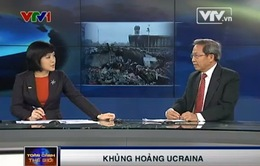 """Lối thoát cho căng thẳng Nga – phương Tây là ở """"nút thắt"""" Kiev"""