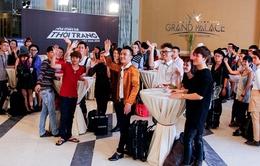 Thí sinh TPHCM nô nức dự tuyển Project Runway Vietnam 2014