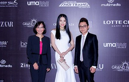 Trương Ngọc Ánh rạng ngời trong vòng tuyển chọn Project Runway Vietnam 2014