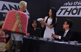 Trương Ngọc Ánh được thí sinh Project Runway tặng... gà