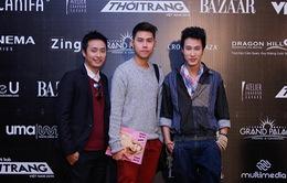NTK mùa cũ hội ngộ tại vòng sơ tuyển Project Runway Vietnam 2014