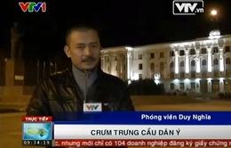 """PV Duy Nghĩa: Crimea yên ổn trước """"giờ G"""""""