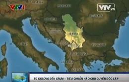 Từ Kosovo đến Crimea – Tiêu chuẩn nào cho quyền độc lập?