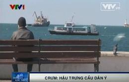 Hậu trưng cầu dân ý, người dân Crimea lo lắng về sự ly tán