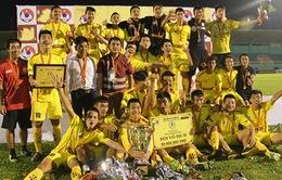 Hà Nội T&T vô địch giải U19 quốc gia