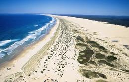 Du lịch đến những bãi biển dài nhất thế giới