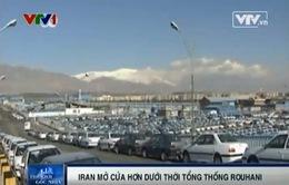 """Iran """"mở cửa"""" hơn dưới thời Tổng thống Rouhani"""