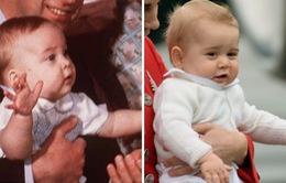 """Hoàng tử bé nước Anh - """"Bản sao"""" hoàn hảo của bố mẹ"""