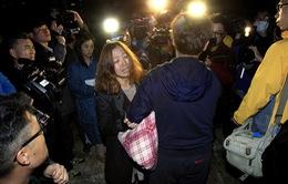 Chìm tàu Hàn Quốc: Số người chết tăng lên 6