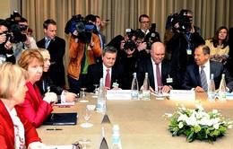 Hiệu quả nào từ Hội nghị 4 bên miền Đông Ukraine? (9h30, 20/4, VTV1)