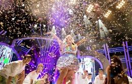 """Show 4 Gương mặt thân quen 2014: Vương Khang """"lên đỉnh"""", khán giả cười """"vỡ bụng"""""""