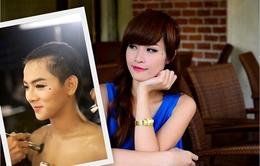Gương mặt thân quen: Hoài Lâm tự nhận xinh như Đông Nhi