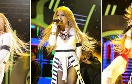 """Gương mặt thân quen tập 5: """"Nóng bỏng"""" như CL, Mi-A bứt phá ngoạn mục"""