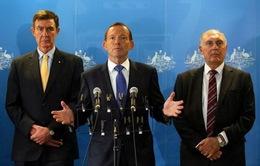 """Thủ tướng Úc: """"Không phát hiện bất kỳ dấu vết nào của MH370 ở trên không hay dưới biển"""""""