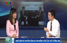 Nhật Bản và chuyến công du tìm kiếm vị thế của Thủ tướng Abe
