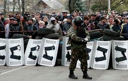 Ukraine bên bờ nội chiến đẫm máu