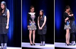 """Project Runway Vietnam 2014 tập 2: Thí sinh biến người mẫu thành """"cậu bé bê bối"""" dừng bước"""