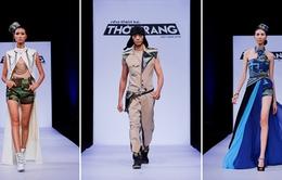 Muôn kiểu thời trang quân đội của top 11 Project Runway Vietnam 2014