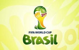 FIFA khuyến cáo vi phạm bản quyền World Cup 2014