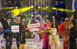 Hoài Lâm giành giải quán quân Gương mặt thân quen 2014