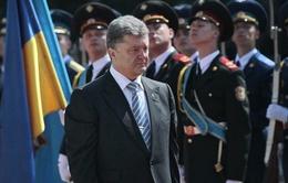 """Nhìn lại 2 tuần """"sóng gió"""" của tân Tổng thống Ukraine"""