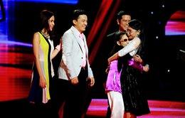 Giọng hát Việt nhí 2014: Cẩm Ly rơi lệ vì giọng ca khiếm thị