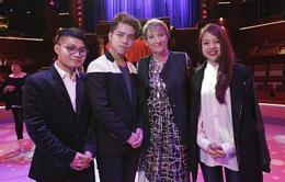 Hiệu trưởng Học viện thời trang tại Paris chấm Chung kết Project Runway Vietnam 2014