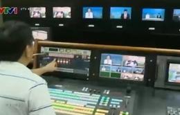 TT Kỹ thuật sản xuất chương trình đảm bảo chất lượng phát sóng World Cup 2014