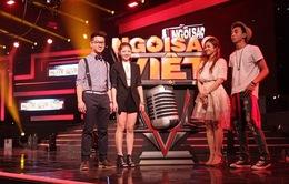 Ngôi sao Việt – Tập 18: Bất ngờ chọn top 4 cho đêm Chung kết