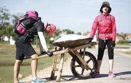 Cuộc đua kỳ thú 2014 - Tập 8: Nắng nóng Nghệ An vắt kiệt sức các tay đua