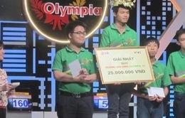 """Hành trình """"leo núi"""" của 4 thí sinh vào Chung kết Đường lên đỉnh Olympia 2014"""