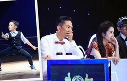 Bước nhảy hoàn vũ nhí 2014 - tập 3: Giám khảo rơi lệ vì thí sinh mất mẹ trước ngày thi
