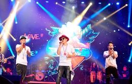 """Dàn """"sao"""" trẻ ghi dấu ấn trong liveshow Bài hát yêu thích tháng 8"""