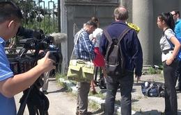 PV VTV: Tác nghiệp vụ rơi máy bay MH17 ở Ukraine không quá nguy hiểm nhưng đau đớn