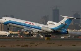 Rơi máy bay dân sự ở Iran, hơn 40 người thiệt mạng