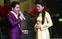 Trọng Tấn - Anh Thơ tổ chức liveshow ủng hộ đồng bào miền Trung