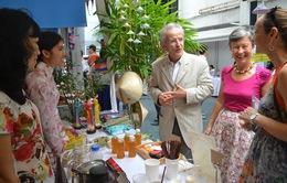 Người dân TPHCM chờ đón Lễ hội ẩm thực Pháp – Việt