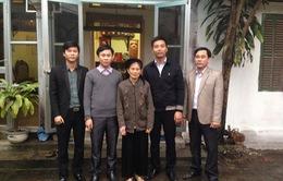Thăm, tặng quà gia đình chiến sỹ Hà Nội duy nhất hy sinh tại Đảo Gạc Ma (Trường Sa)