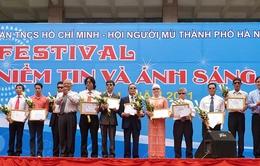 Ngày dành cho người khiếm thị tại Hà Nội