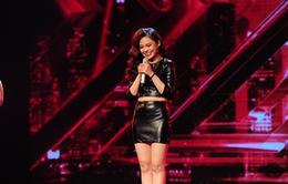 Ca sĩ Giang Hồng Ngọc: X Factor là thời điểm chín muồi nhất