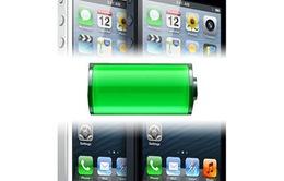 Tăng thời gian sử dụng pin iPhone - Cách nào?