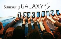 Galaxy S đạt mốc 100 triệu chiếc bán ra
